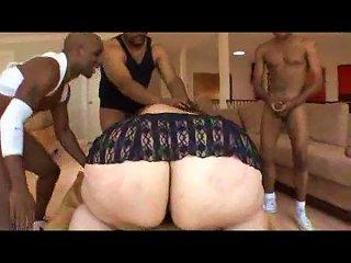 Fat Girl Ed By Black Guys